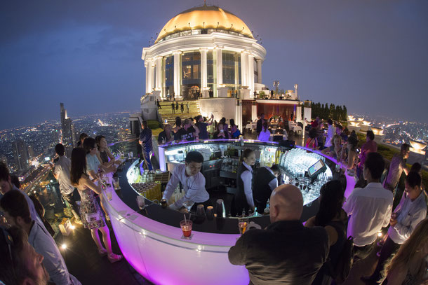 Sky-Bar Lebua at State Tower