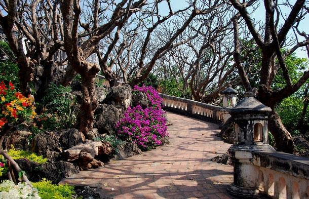 Phra Nakhon Khiri Palast und historischer Park