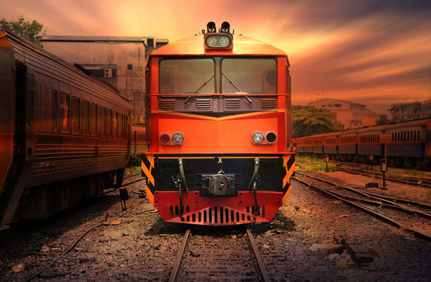 Wie sicher ist Zug fahren in Thailand?