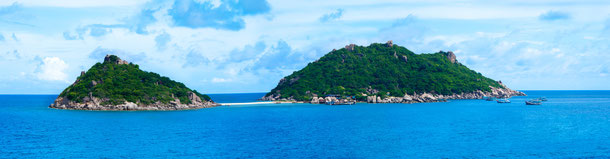 Insel Koh Nang Yuan