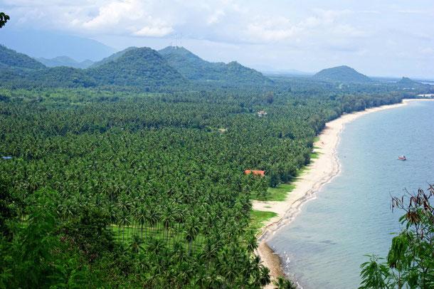 Ban Krut: Geheimtipp für einen Thailand-Langzeiturlaub.