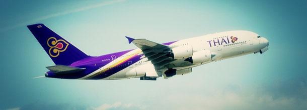 Entwicklung des Tourismus in Thailand