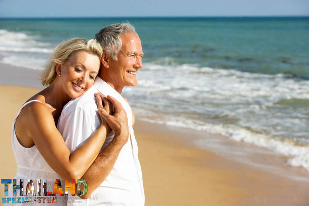 Senioren in Thailand - Leben in Thailand