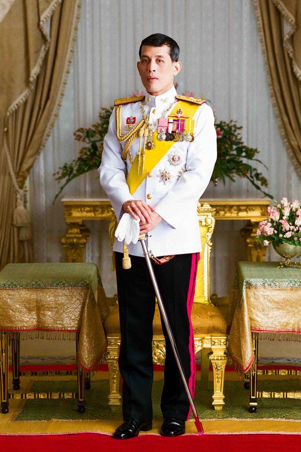 König von Thailand - Maha Vajiralongkorn Rama X