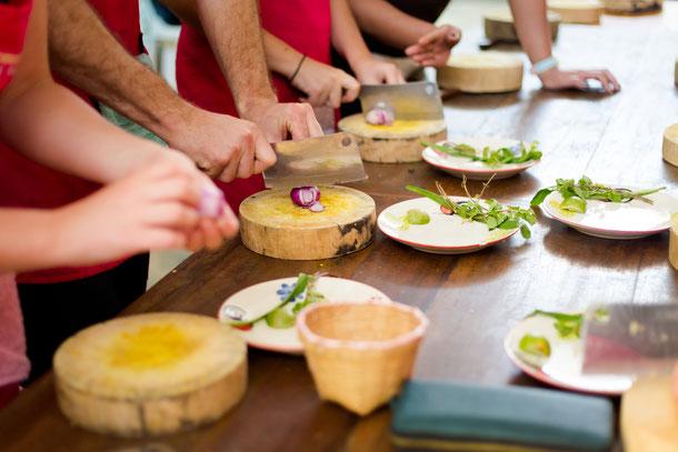 Angebote für thailändische Kochkurse im Urlaub