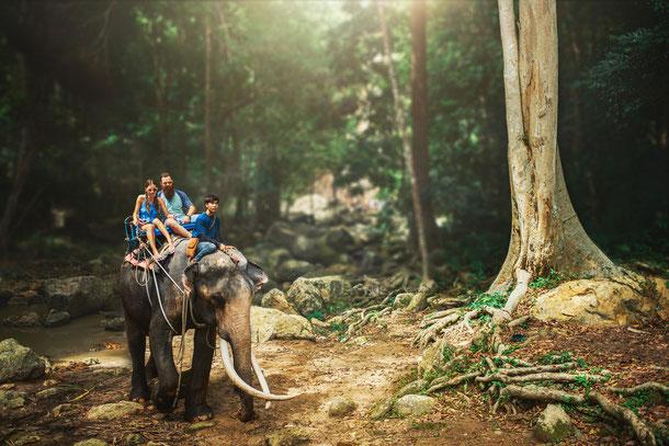 Besten Treks in Thailand