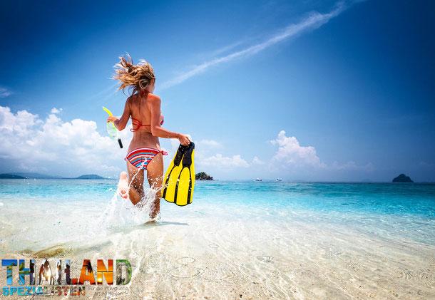 Tauchen und schnorcheln Phuket Urlaub