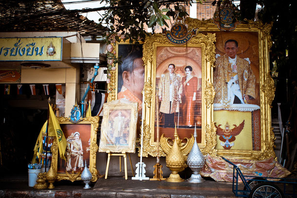 Bhumibol Adulyadej - König von Thailand