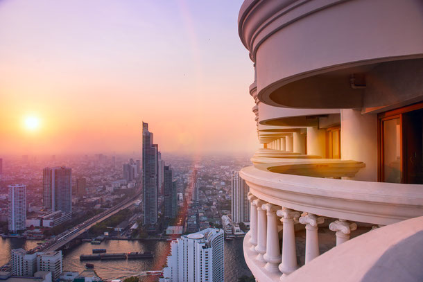 Lebua at State Tower Hotel in Bangkok