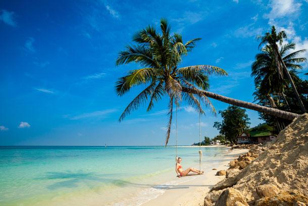 Thailandreise Bangkok nach Südthailand - Gruppenreise