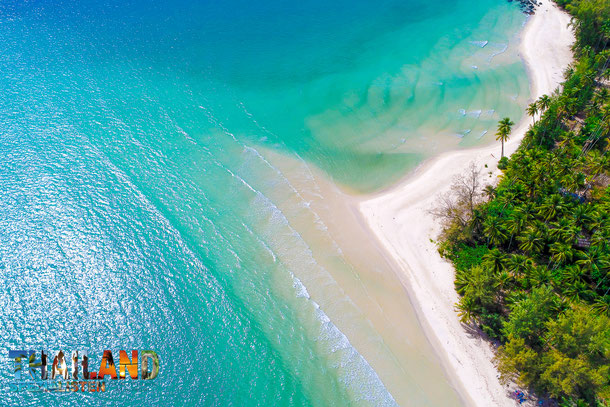 Thailand Inselhopping beste Routen