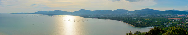 khao khad viewpoint in Phuket