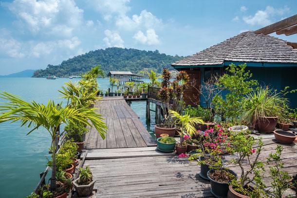 Rundreise Inseln im Koh Chang Archipel
