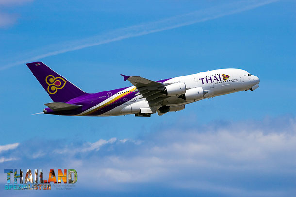 Thai Airways International -A380