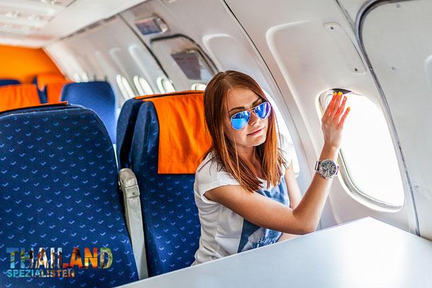 Inlandsflüge Thailand - Welche Fluggesellschaften sind sicher und günstig?