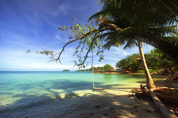 Koh Chang: Ein paradiesischer Badeurlaub ist garantiert.