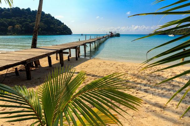 Ao Pai Beach auf Koh Mook