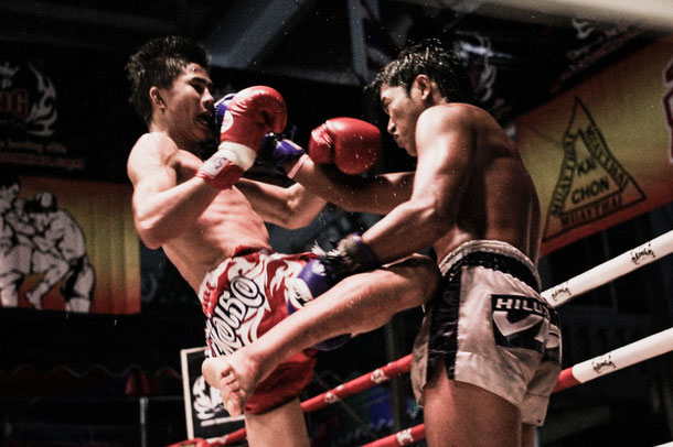 Muay Thai  - Kampfsport