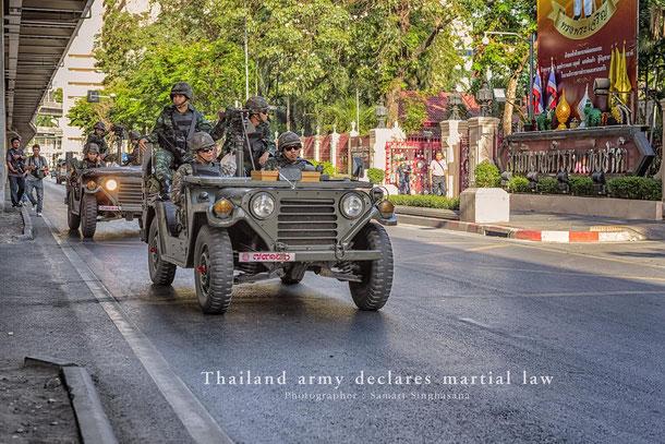 Militärputsch Thailand