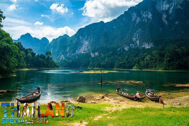 Reise zum Ciaon Lan See