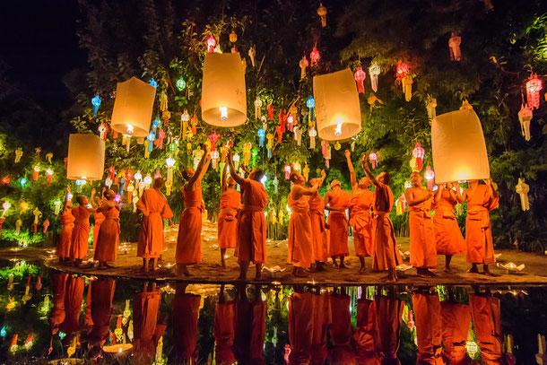 Loy Krathong - das Lichterfest - Thailand-Spezialisten.com ... - photo#8
