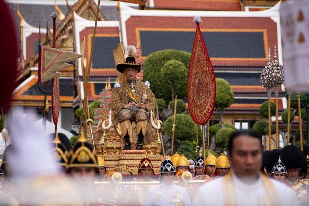 König von Thailand - Seine Majestät Vajiralongkorn Rama X