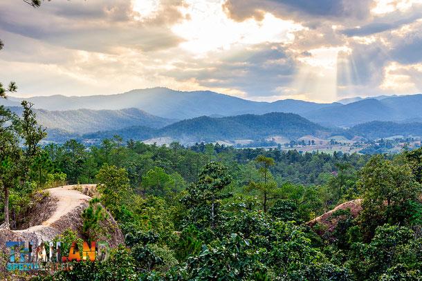 Pai Canyon - Lohnt sich ein Besuch bei dieser Sehenswürdigkeit in Pai?