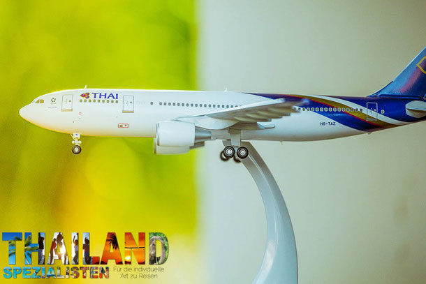 Thai Airways Sicherheit