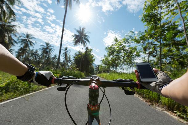 Radreisen für Abenteurer in Thailand