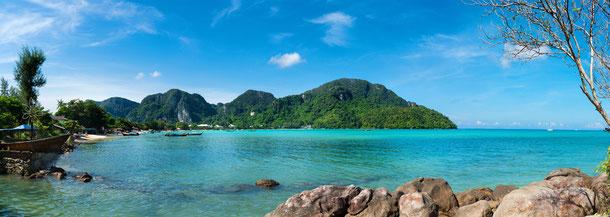 Hat Noppharat Thara-Mu Ko Phi Phi Marine Nationalpark