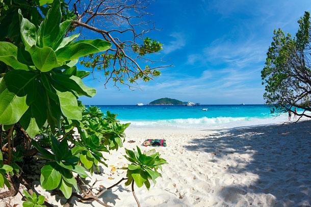 Similan Island Tauchspot