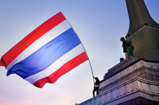 Wahltag in Thailand: 02. Februar 2014