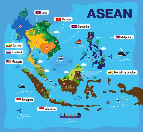 ASEAN und Thailand