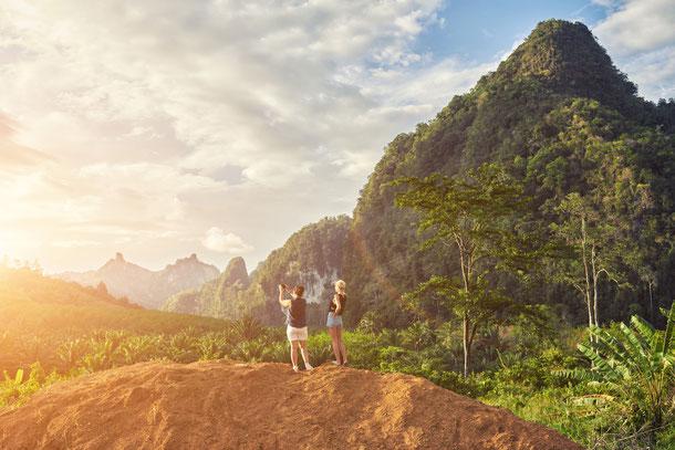 Thailand Flora und Fauna