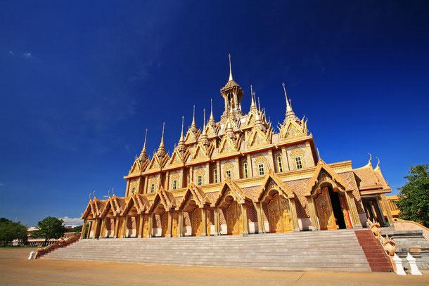 Wat Tha in Uthai Thani