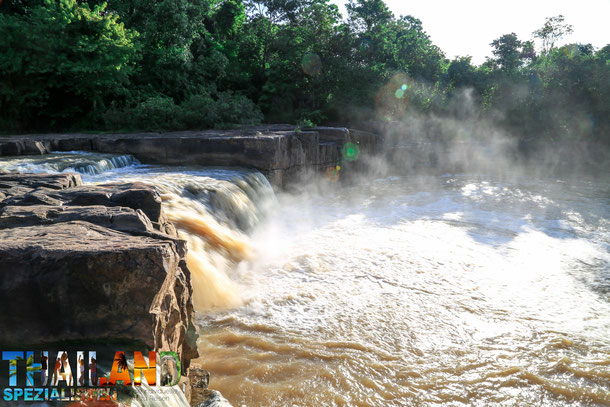 Sakunothayan Wasserfall