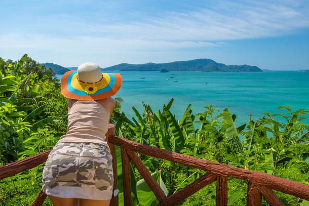 Khao Khad Aussichtspunkt bei Phuket