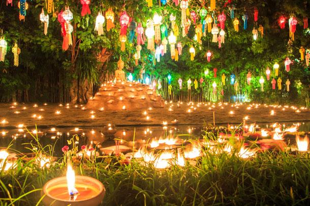 Wat Phan Tao Tempel