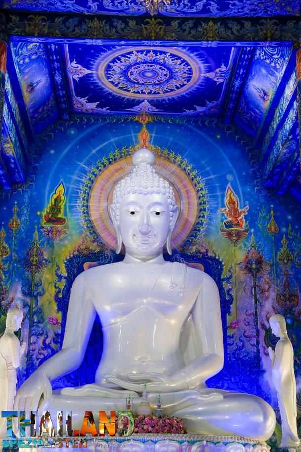 Blue Tempel Chiang Rai