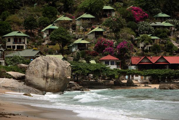 Tanote Bay schlnster Strand auf Koh Tao