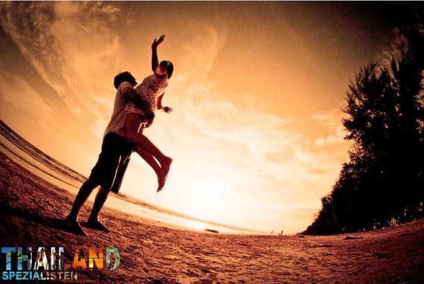 Heiraten & Hochzeitsreise in Thailand