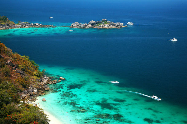 Nationalpark Mu Ko Similan