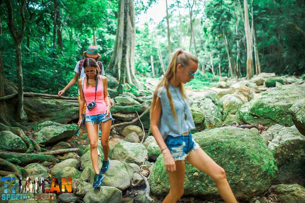 Trekking im Khao Yai Nationalpark