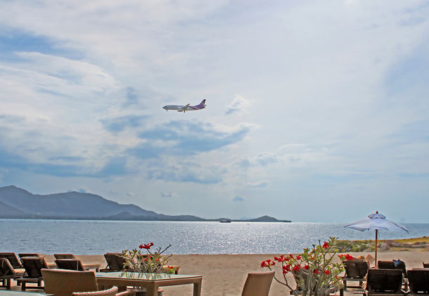 Von Bangkok nach Koh Samui fliegen