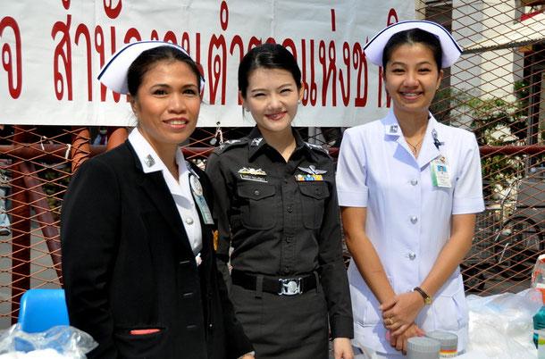 Ärzte und Krankenhäuser in Thailand
