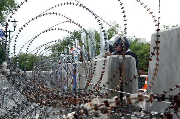 Militärputsch Thailand Mai 2014