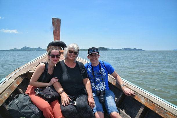 Fahrt nach Koh Sukorn
