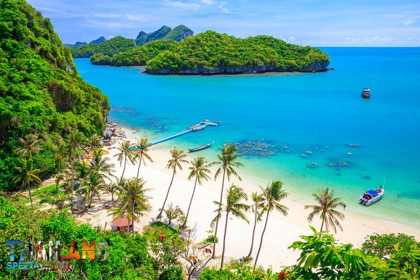 Bade-Urlaub Koh Samui