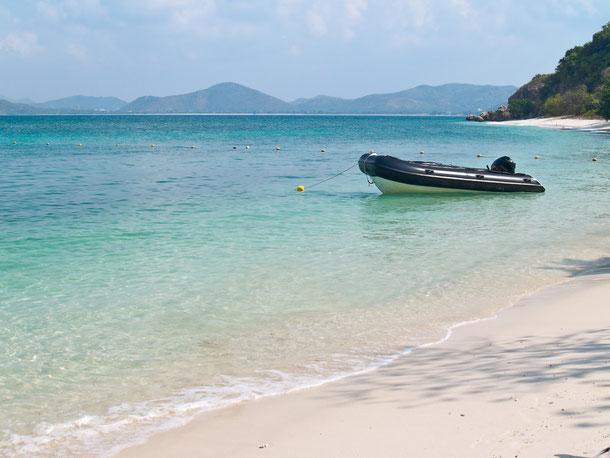 Chon Buri Strand