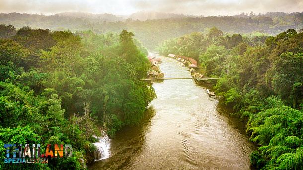 Abenteuer Kanchanaburi - Reise von den Thailand-Spezialisten